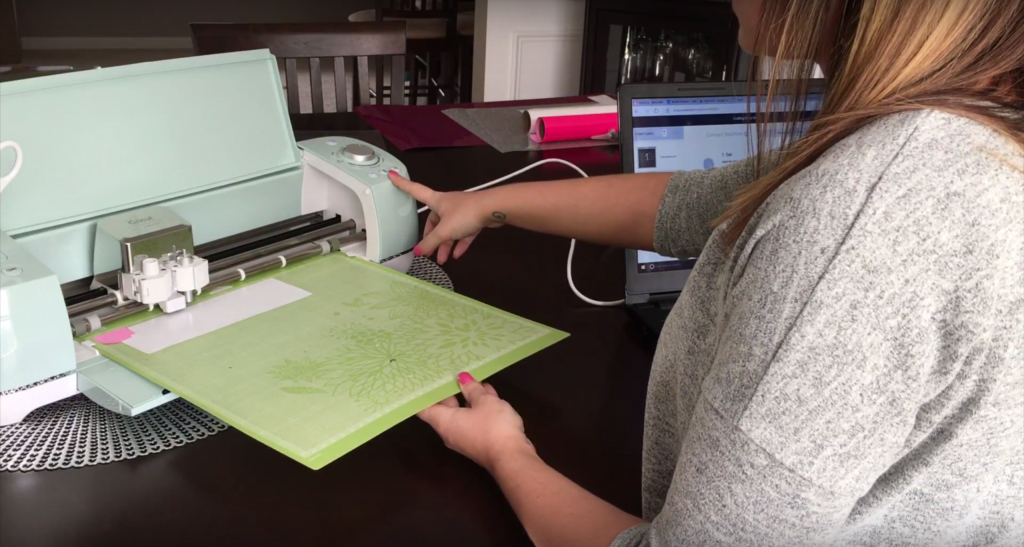 How To Make A Custom Iron On Tshirt With Cricut And Heat